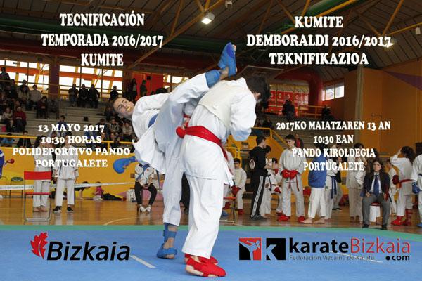 Galería de imágenes: Tecnificación Kumite Femenino y Masculino