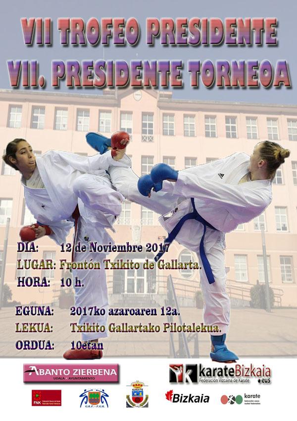 VII TROFEO PRESIDENTE 2017 foto 3