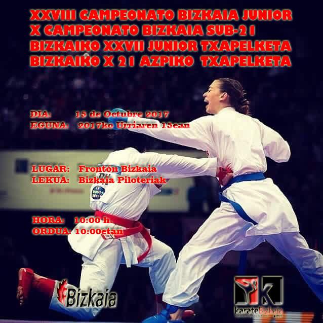 Galería de imágenes: XXVIII Campeonato de Bizkaia Junior y X Campeonato de Bizkaia Sub21 2017