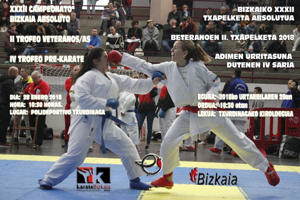 Galería de imágenes: XXXII campeonato de Bizkaia Absoluto