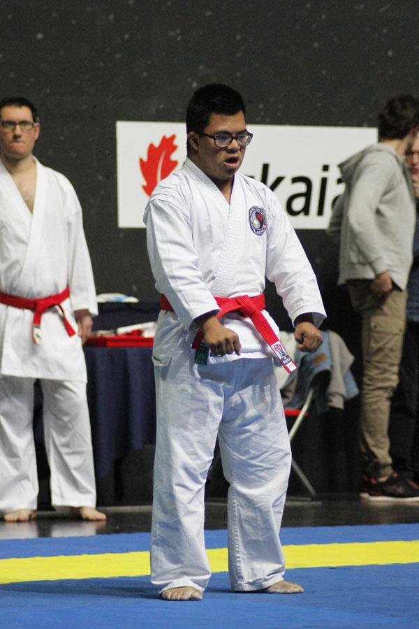Galería de imágenes: IV Trofeo Para-Karate