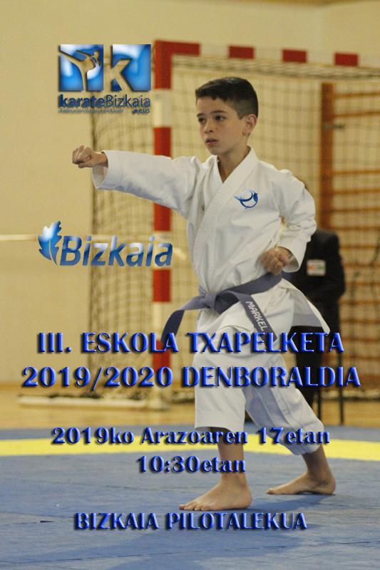 III CAMPEONATO ESCOLAR - TEMPORADA 2019-2020 foto 1